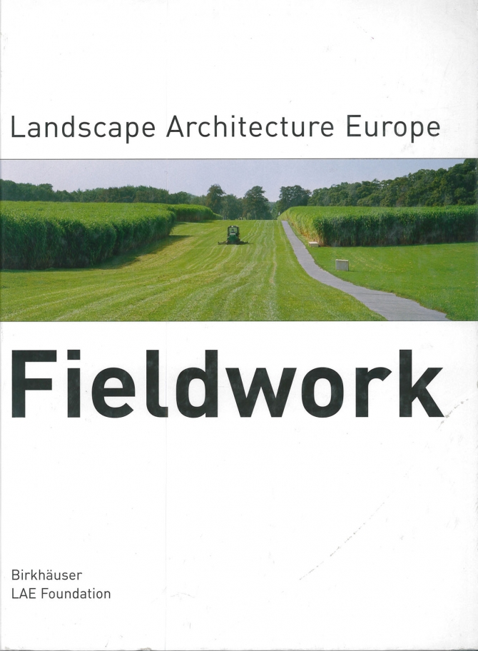 Fieldwork, cover