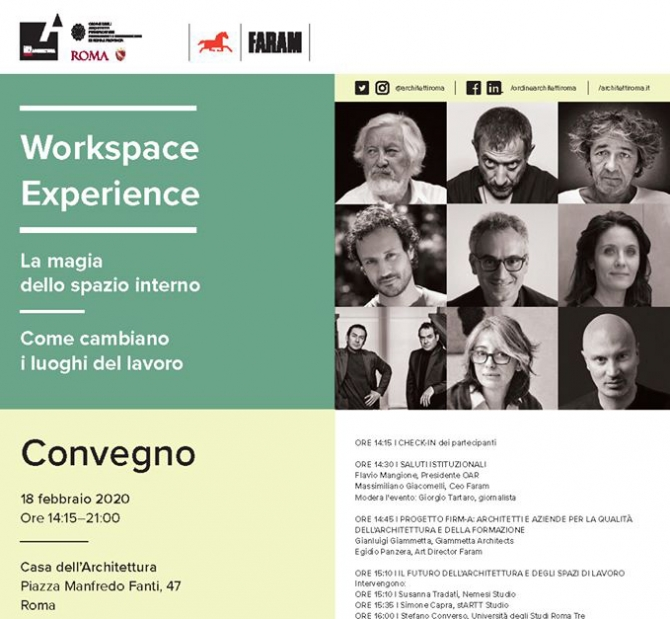 SUSANNA TRADATI AT WORKSPACE EXPERIENCE | EVENTO FIRM-A
