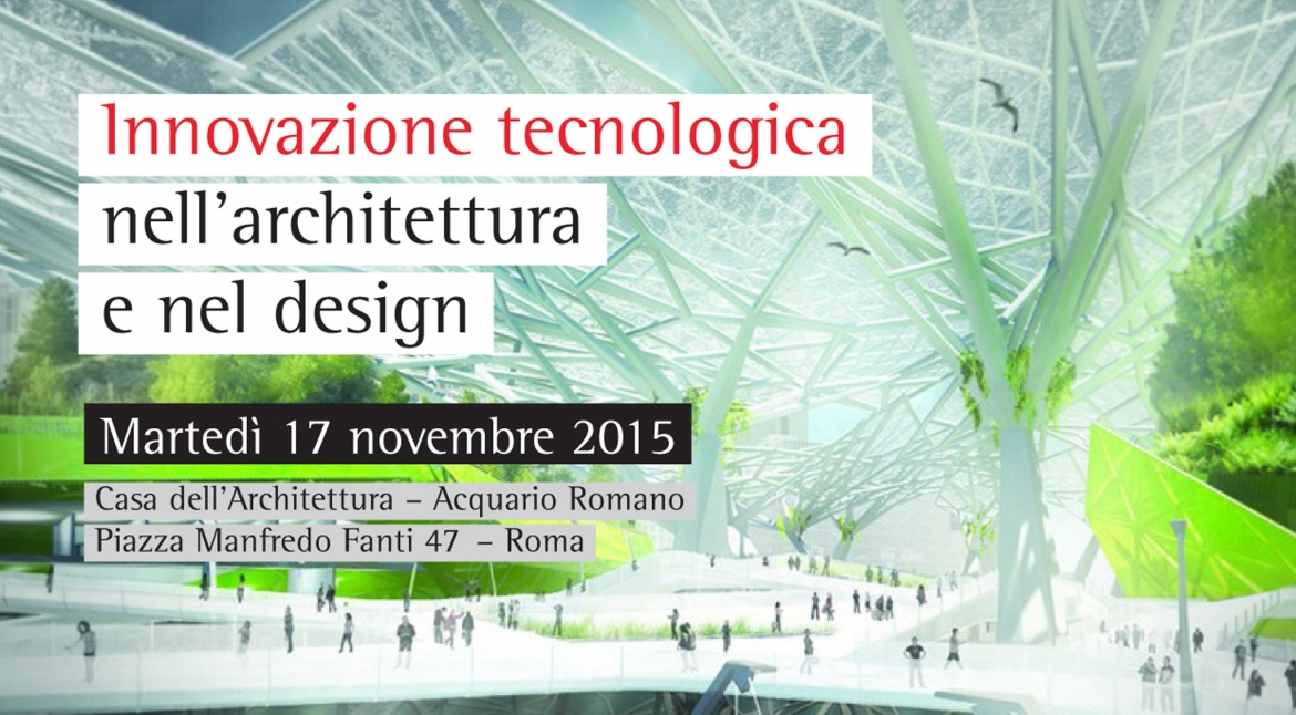 Technological innovation in architecture and design