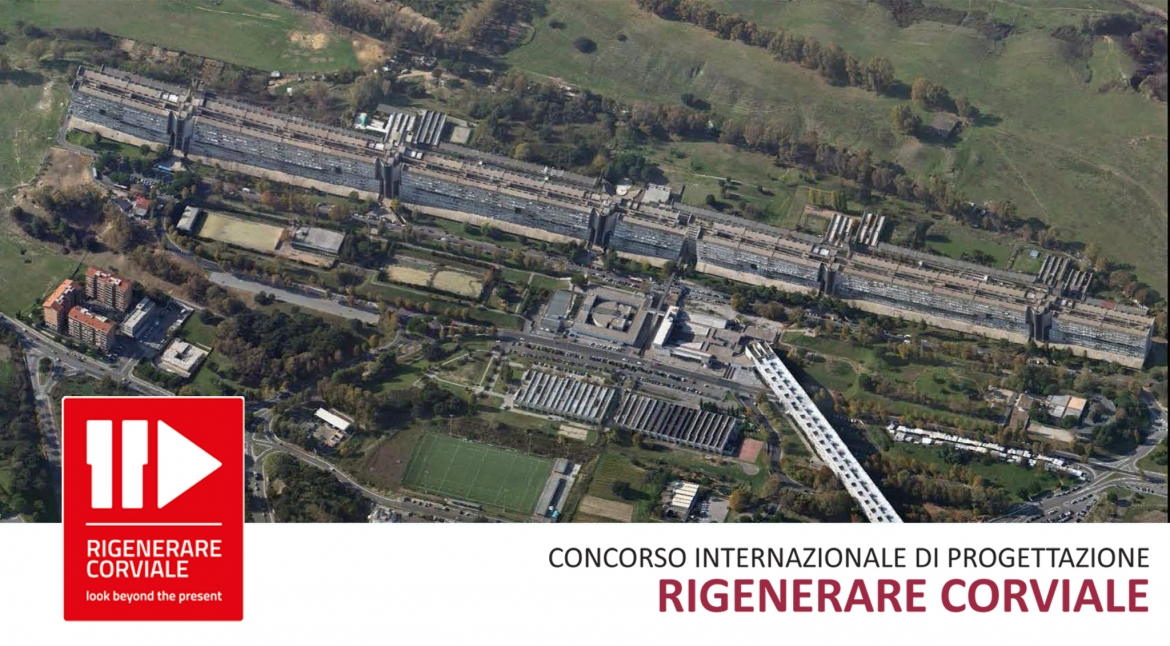 """Regenerate Corviale"" internatioal competition"