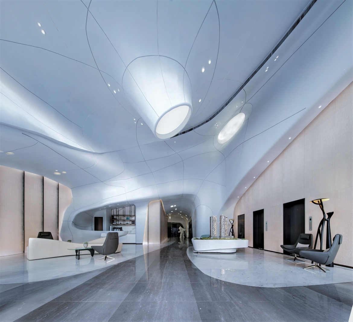YUN XI TING EXHIBITION AND COMMERCIAL CENTER OPENED IN SHENZHEN