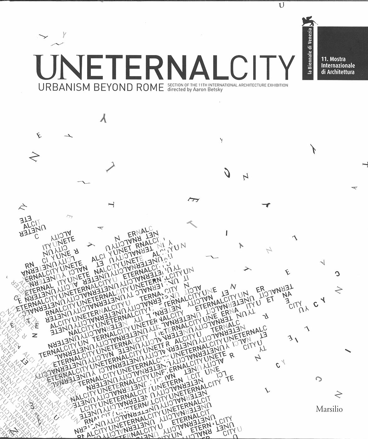 Uneternalcity, cover