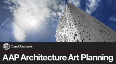 Lecture at AAP Architecture Art Planning department of Cornell University in Rome