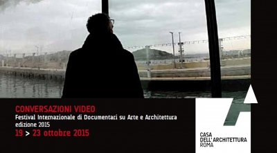 Video conversations - International festival of documentaries on art and architecture