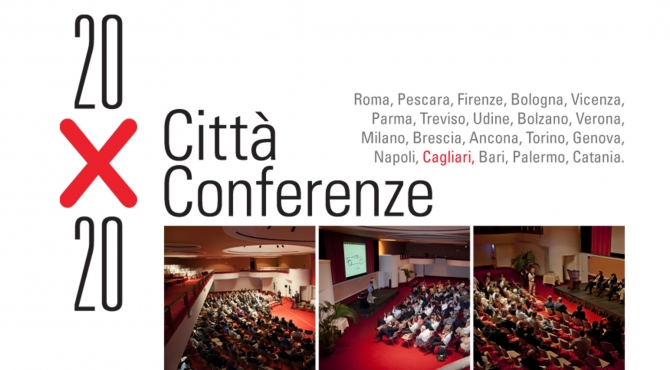 20 Cities x 20 Conferences: The plan in Cagliari