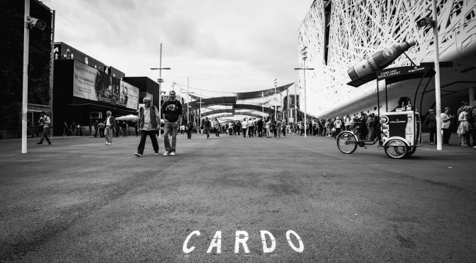 CARDO BUILDINGS EXPO 2015, MILAN
